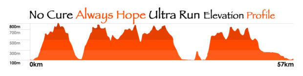No Cure, Always Hope, Ultra Run